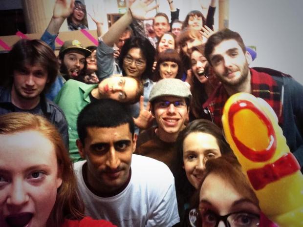 GSJ Dundee Selfie
